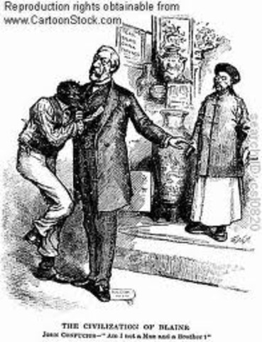 Repeal of the Chinese Exclusion Act