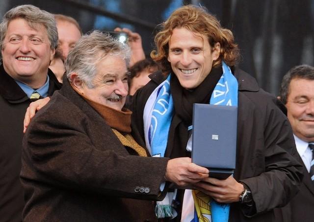 Bienvenida a la selección uruguaya
