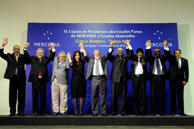 Cumbre Mercosur.