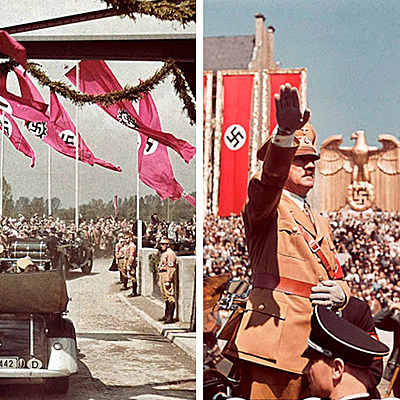 Ascensão do Nazismo timeline