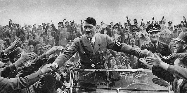 O auge dos Nazistas no poder