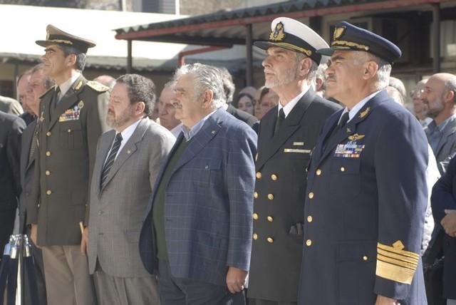 Asume Bonilla como Jefe del Estado Mayor