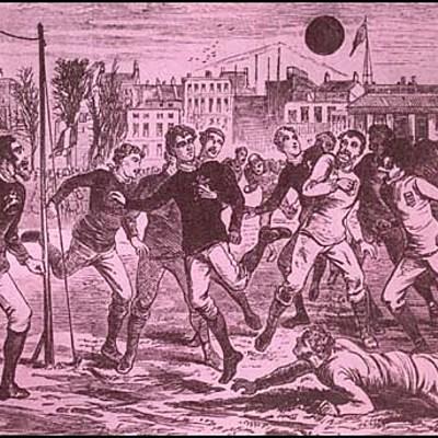 La evolucion del reglamento en el futbol timeline