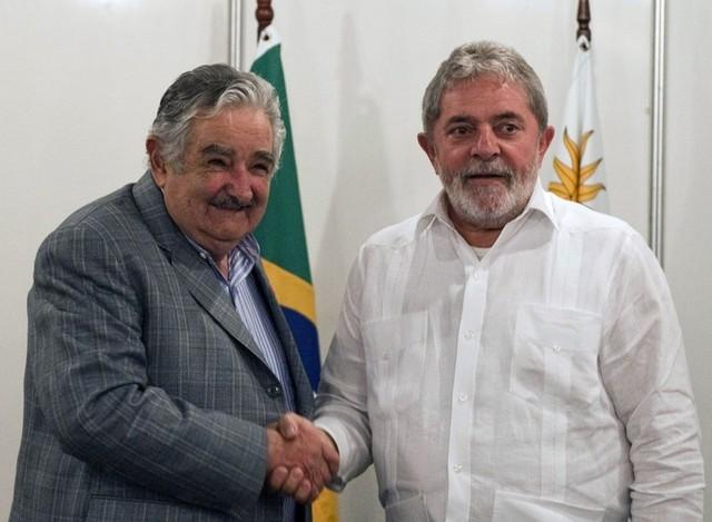 Encuentro bilateral con Lula.