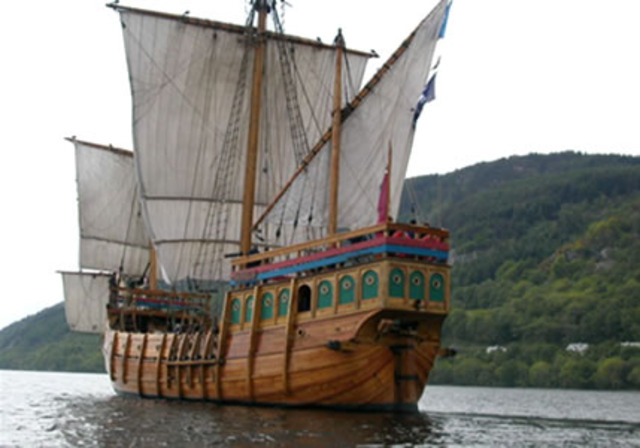 "John Cabot ""discovers"" Newfoundland"