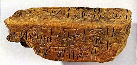 Linear A Script Developed