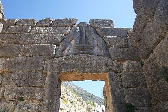 Mycenaean States Emerge