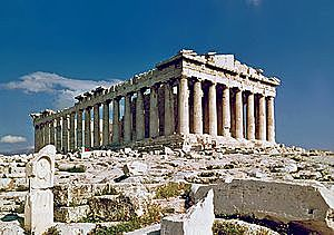 Parthenon was Completed