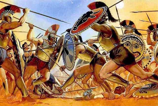 Beginning of the Peloponnesian War