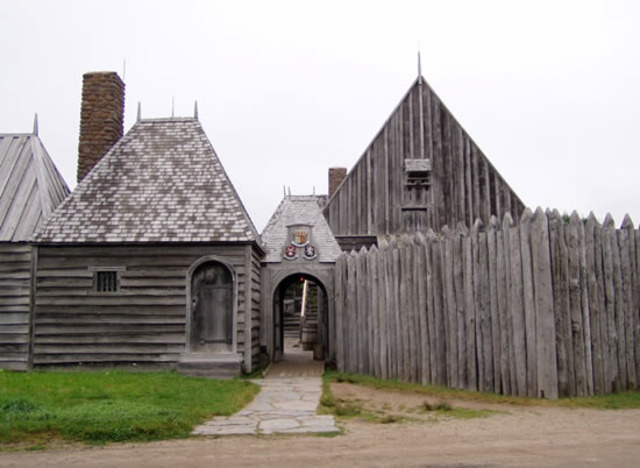 Port Royal first French settlement
