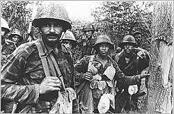 Start of the Angolan Civil War