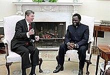Intensification of the Angolan civil war