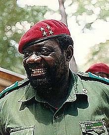 1992 elections & Jonas Savimbi's assassination