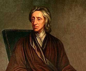JOHN LOCKE (1632-1740)