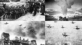 Actividad integradora 3. Segunda Guerra Mundial y sus consecuencias timeline