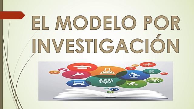 Modelo de enseñanza mediante la investigación dirigida