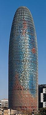 Torre Agbar/Glories