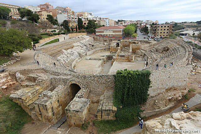 Amfitheater van Tarraco