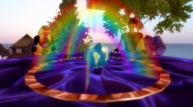 Second Life --> Spirit