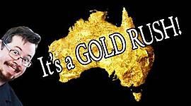 The Australian GOLD RUSH! By: Aliya, Saira, Valora & Cindy... timeline