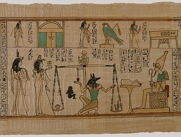 Papyrus in Egpyt