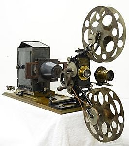 Motion Picture Photography/Projection