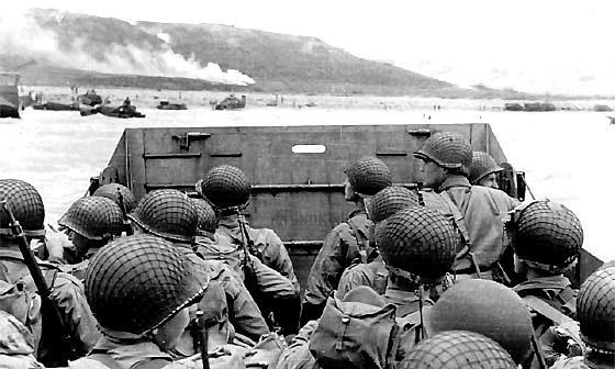 Los Aliados empiezan a contrarrestar el ataque de Alemania y los países del eje