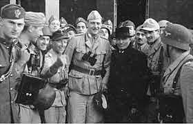 Liberación de los territorios Nazis por parte de los Aliados.