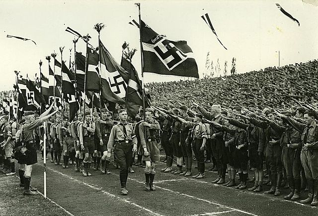 Antecedentes de la Segunda Guerra Mundial (Alemania).