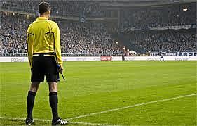 Cuarto árbitro