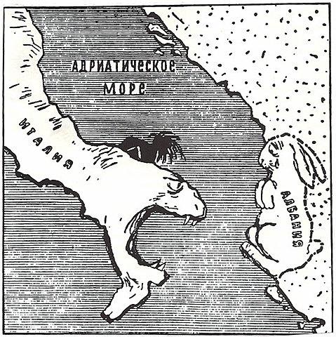 Antecedentes de la Segunda Guerra Mundial (Italia).