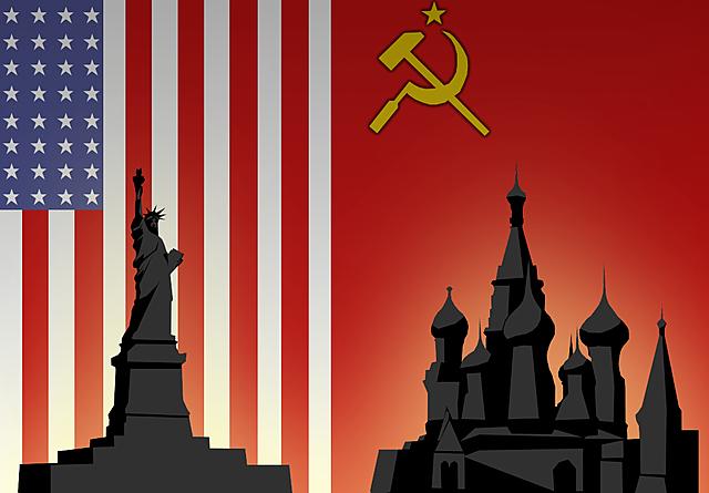 Guerra Fría.