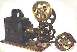 MOTION PICTURE PHOTOGRAPHY / PROJECTION