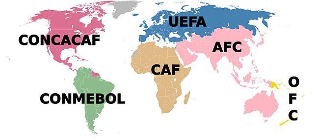 La IFAB  permite el cambio de reglas  a otras federaciones de el  fútbol