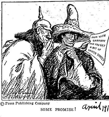 Zimmermann's Telegram