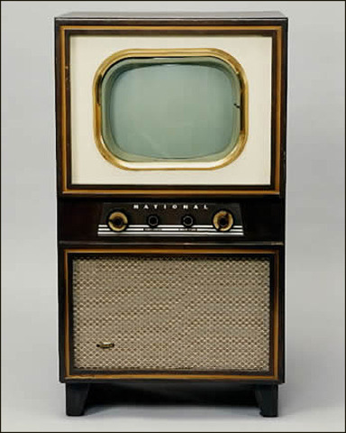 Initial proposal for color TV broadcast made by George Valensi.