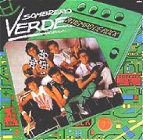 First Album as Sombrero Verde