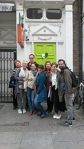 Κινητικότητα Erasmus+ KA1 στο Δουβλίνο