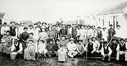 Japanese Workers Arrive in Hawaii