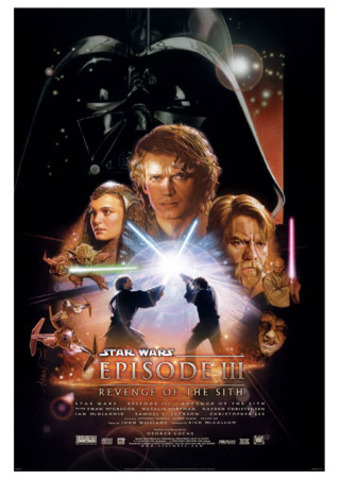 Star Wars III: Revenge of the Sith