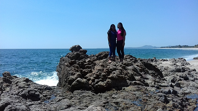 La primera vez que conocí el mar.