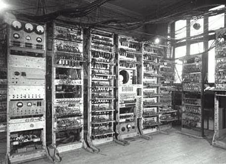 Large Electronic Computers: EDVAC