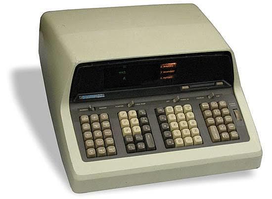Personal Computers: Hewlett-Packard 9100A