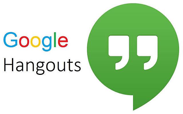 Video Chat: Google Hangouts