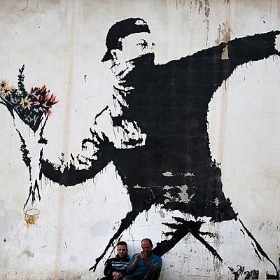 Banksy's Graffiti timeline