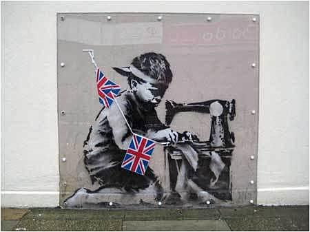 Slave Labour – London