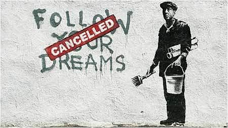 Follow Your Dreams – Cancelled – Boston