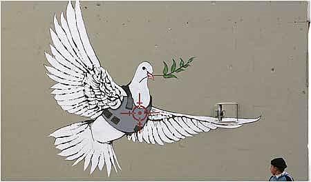 Dove of Peace – Bethlehem