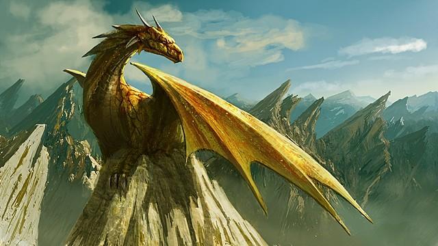 Création des Dragons