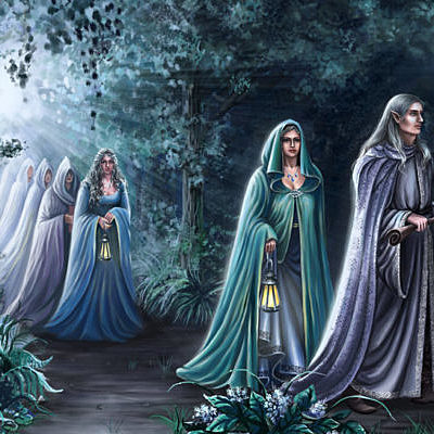 AEldir - Troisième Age timeline